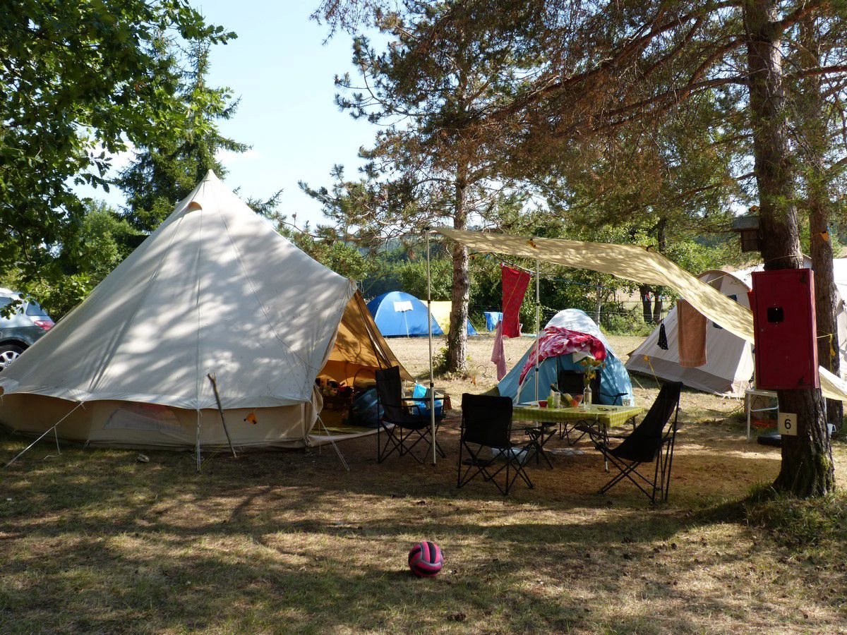 Campsites in Dordogne – Glampingly