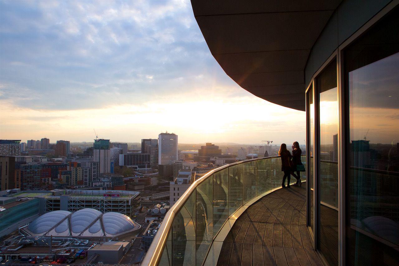 Hotels, B&Bs & Self-Catering in Birmingham