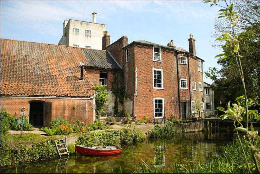 Wainford Mill House