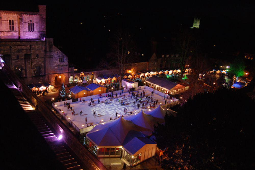 Ice rinks to visit across the UK this Christmas