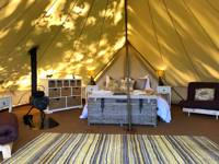 The Fox - Luxury Bell Tent