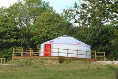Traditional (standard) yurt
