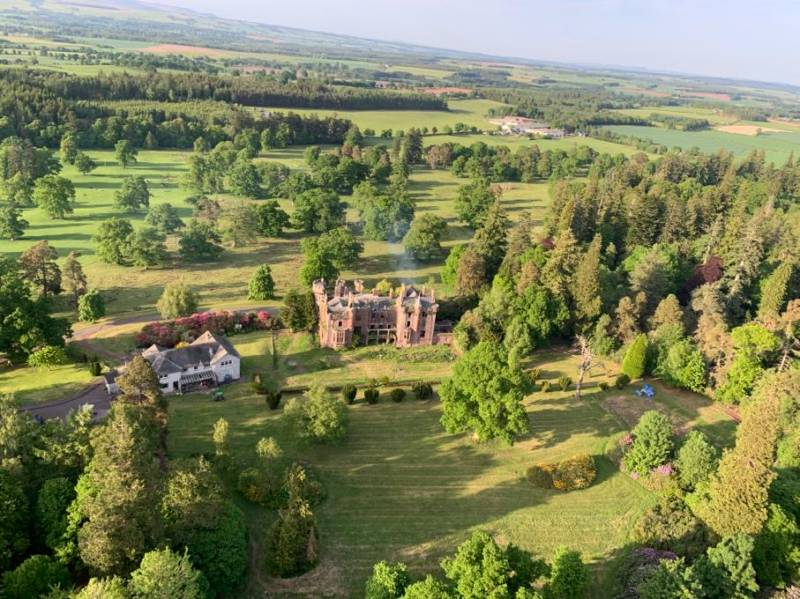 Culdees Castle Estate Glamping Culdees Castle, Muthill, Perthshire PH5 2BA
