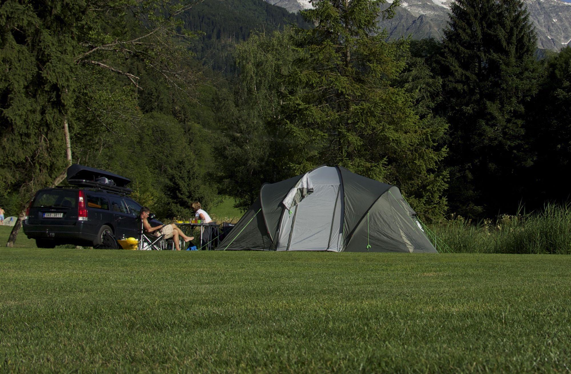 Campsites in Haute-Savoie