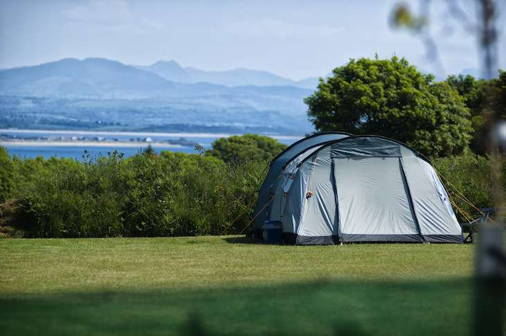 Bolmynydd Camping ParkPitch-up and enjoy unmatched views of the coast, Llŷn Peninsula and the towering peaks of Snowdonia