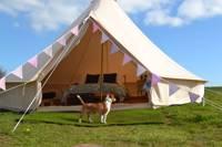 Barafundle Sacious 6m Bell Tent