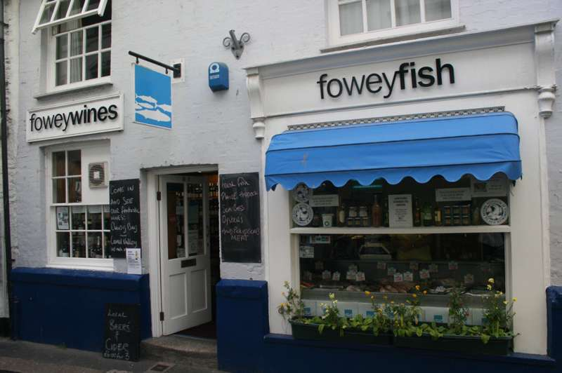 Fowey Fish