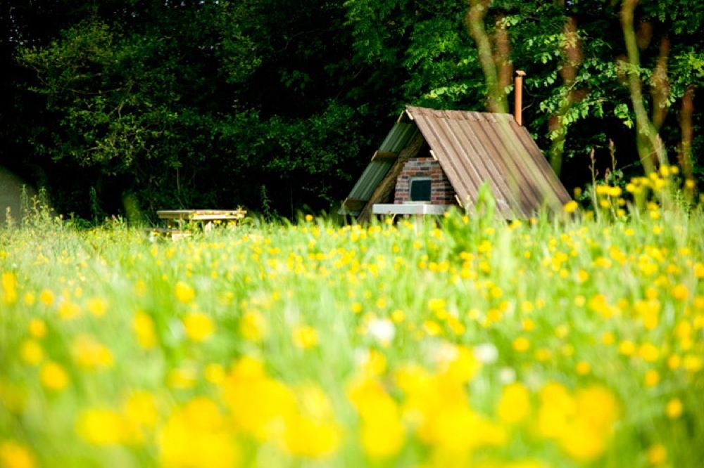 Campsites in Shrewsbury holidays at Cool Places
