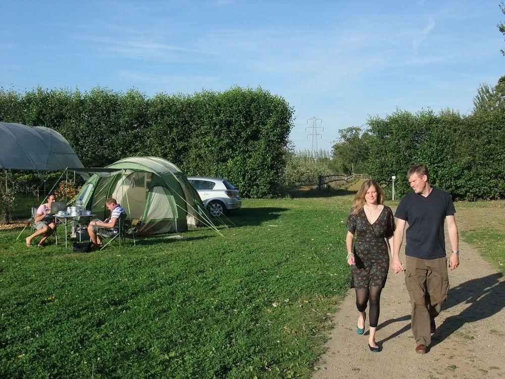Campsites in Essex