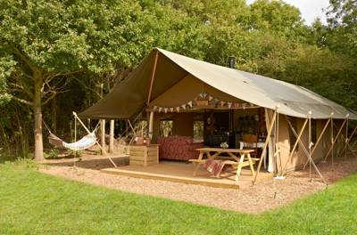 Secret Meadows Glamping White House Farm Nature Reserve, Hasketon, Nr. Woodbridge, Suffolk IP13 6JP