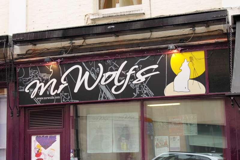 Mr Wolf's Noodle Bar