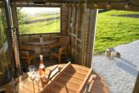 The Bracken Hot Tub Hut