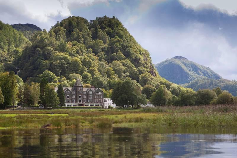 Lodore Falls Hotel & Spa Borrowdale Valley, Keswick, Cumbria CA12 5UX