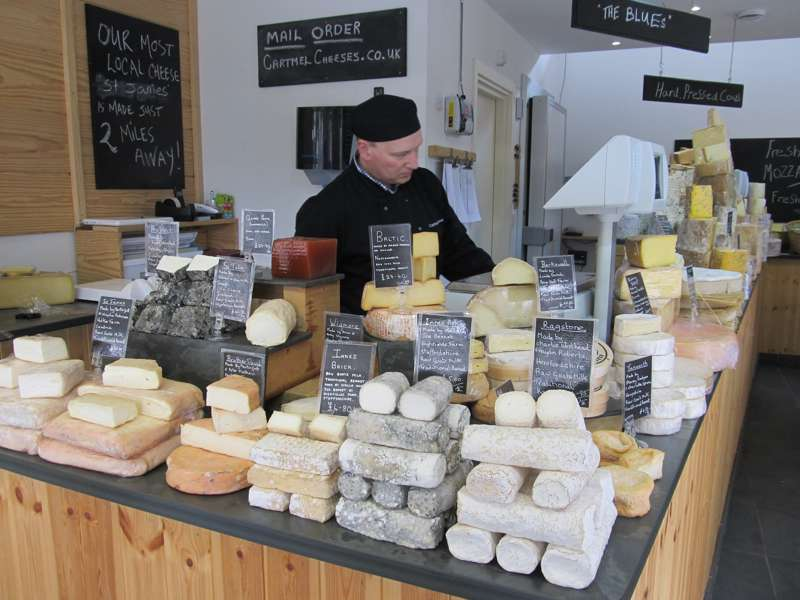 Cartmel Cheeses