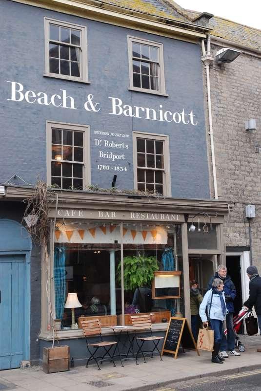 Beach and Barnicott