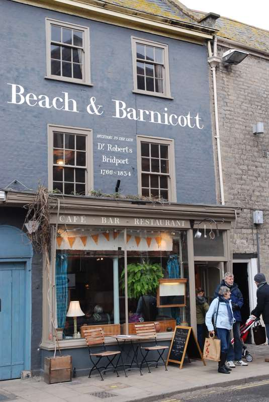 Beach and Barnicott