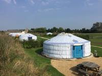 Bluebell Yurt