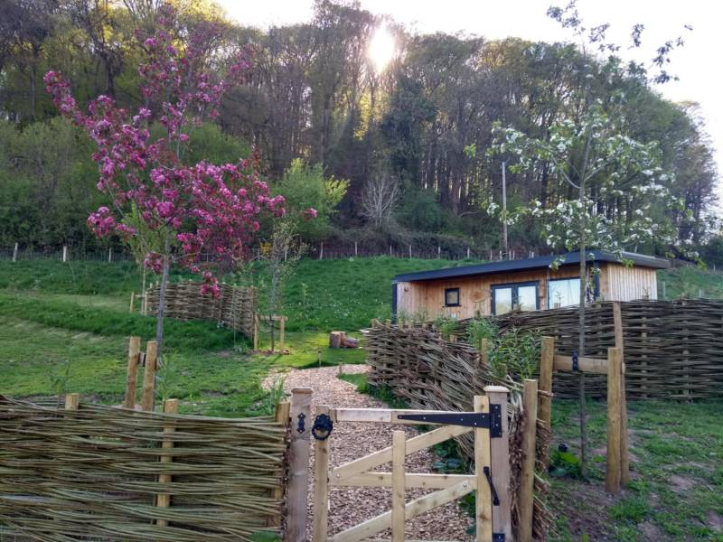The Roost Glamping The Roost, Jubilee Road, Mitcheldean, Gloucestershire GL17 0EE