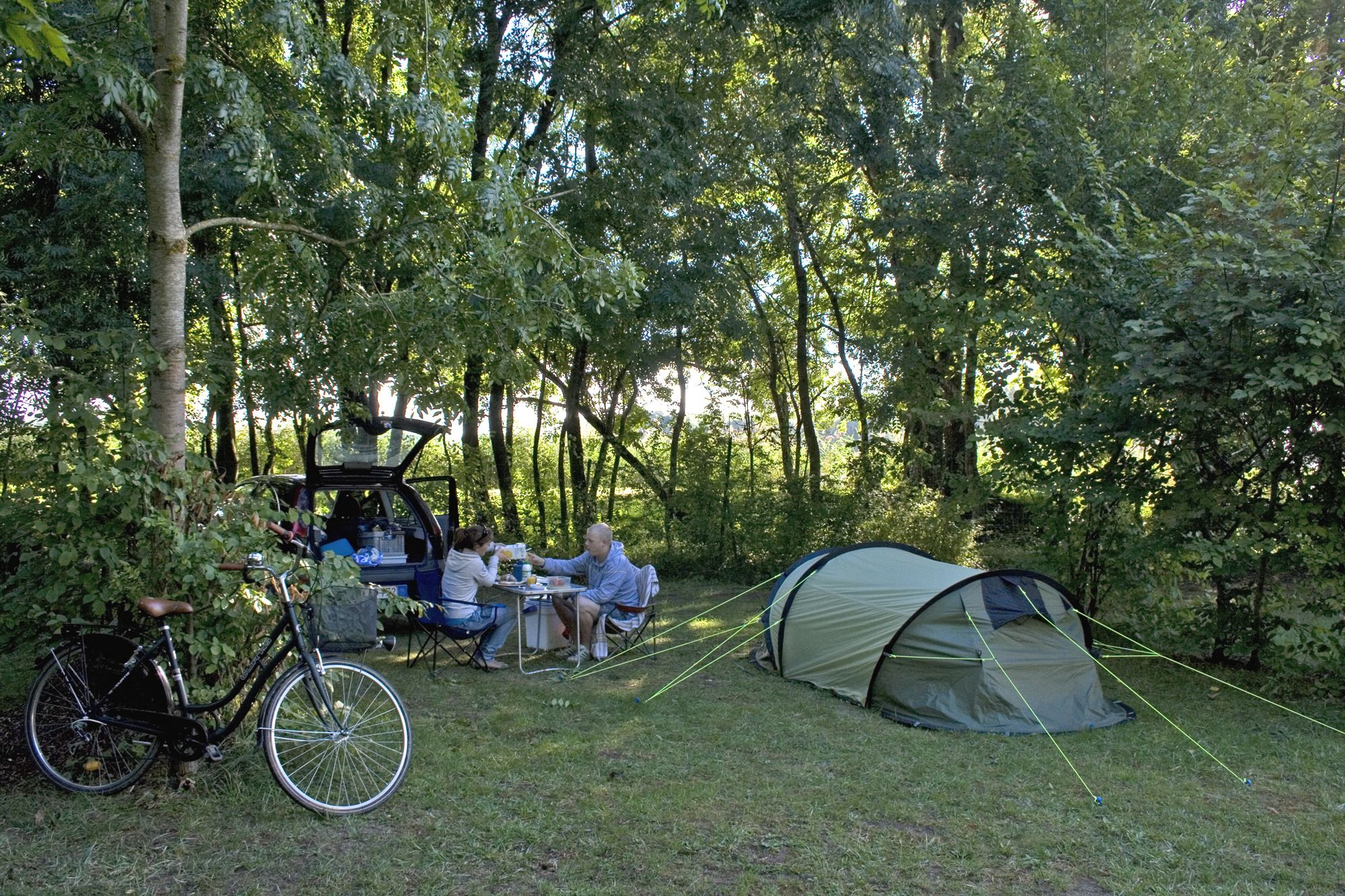 Campsites in Eastern France – Best Camping Sites in the East of France – Cool Camping