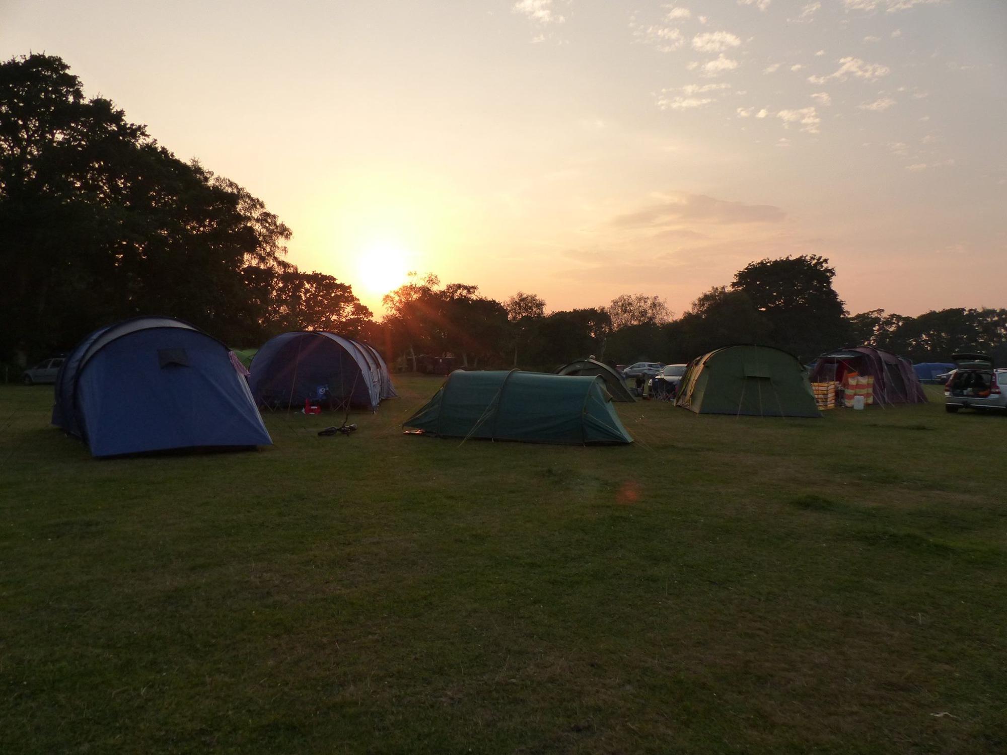 Brockenhurst Camping | Campsites in Brockenhurst, New Forest