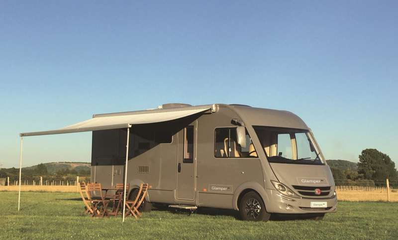 Glamper RV Princes Risborough, Buckinghamshire, United Kingdom