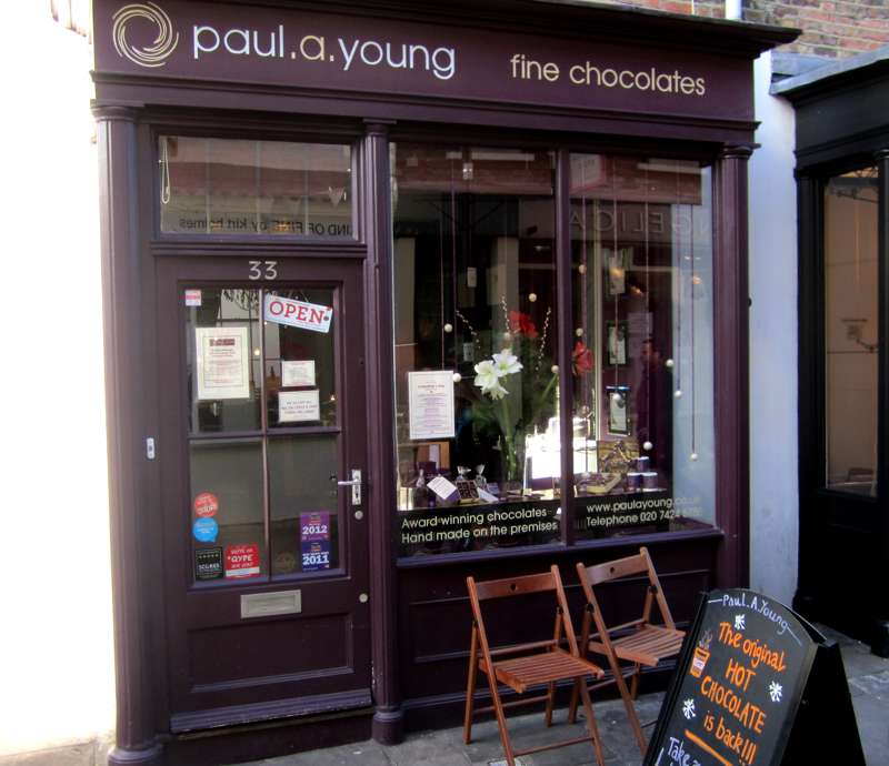 Paul A. Young Islington