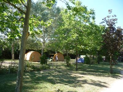 can i camp in andalusia spain in a tent