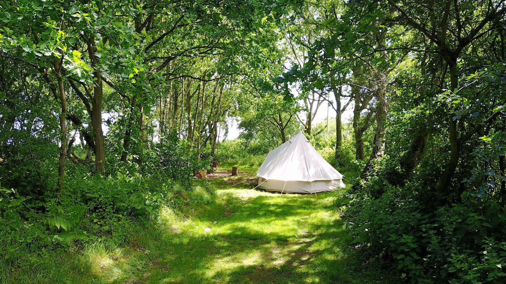 Book campsites near Happy Valley Norfolk