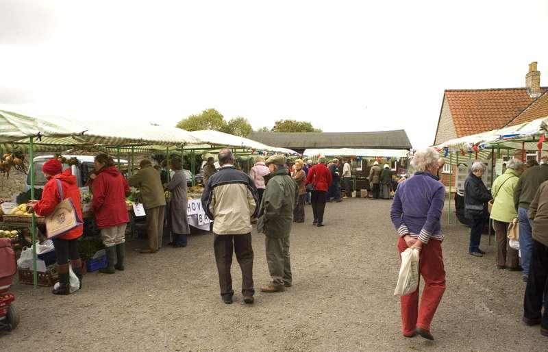 Hovingham Village Market