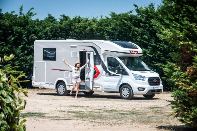 Oulala France Motorhome Rentals