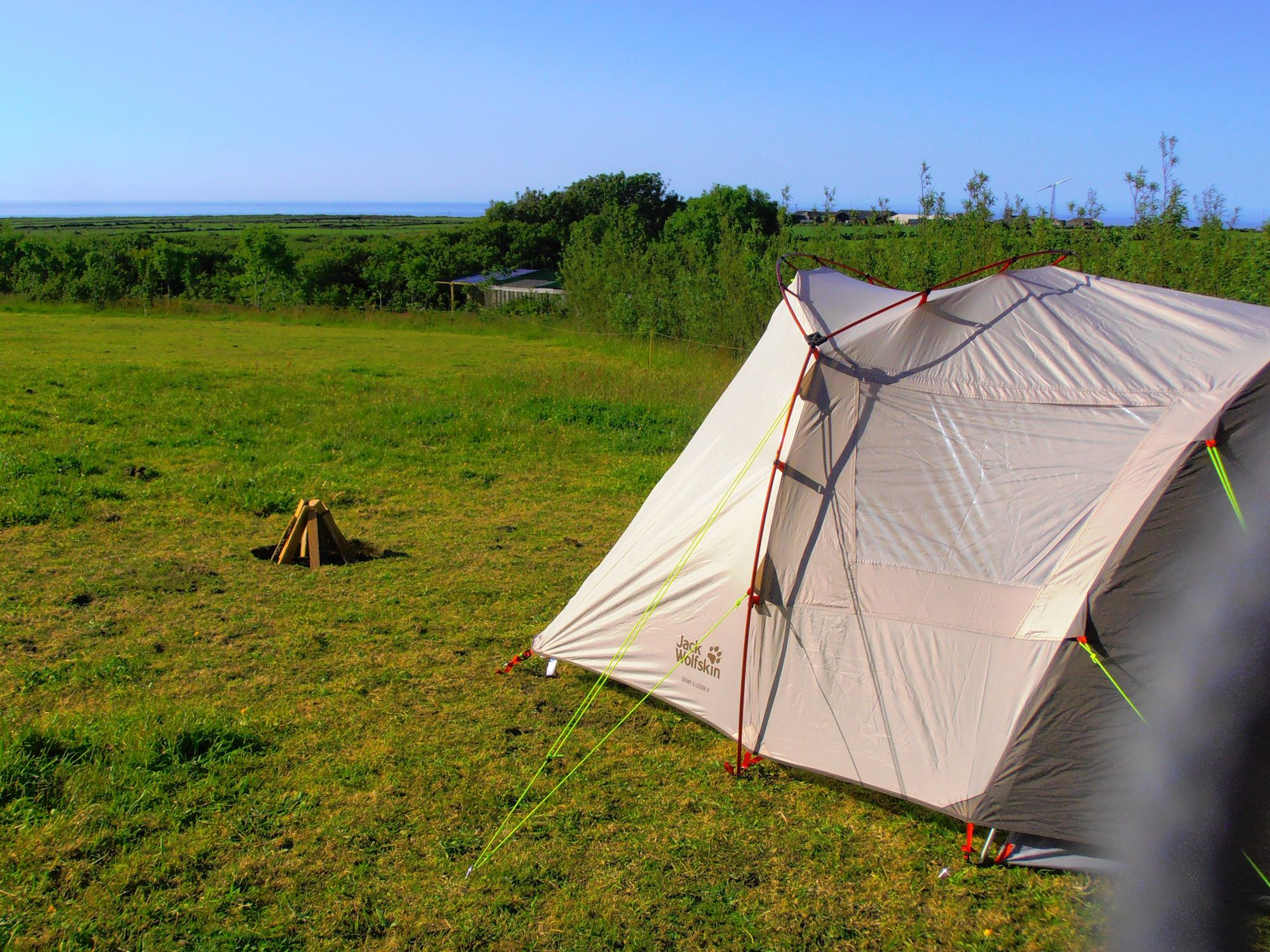 Glamping in Penzance – Cool Camping