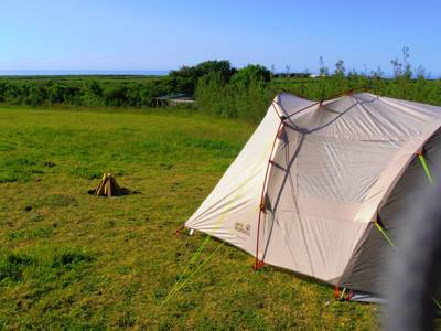 Wild Camping Cornwall Penwith Heritage Coast, St Just, Penzance, TR19 7TS