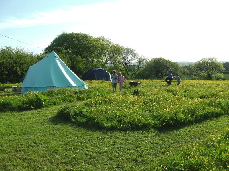 Bude Camping – Campsites near Bude, Cornwall