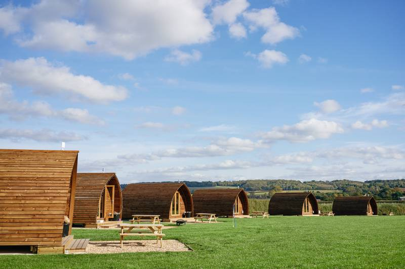 Millside Wigwams Mill Farm West St Grantham Lincolnshire NG32 2NZ