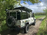 Dog Friendly Land Rover Defender 110 Nellie