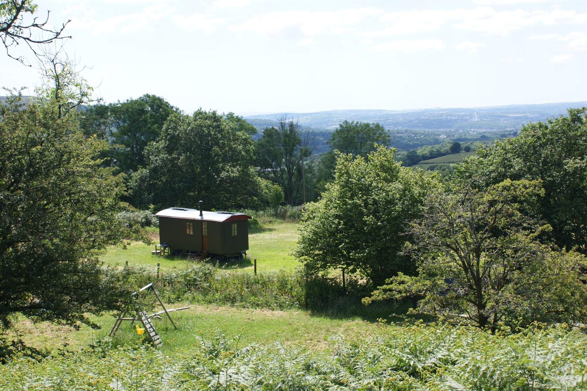 Campsites in Wales holidays at Glampingly