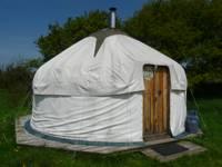 Mummy Bear Yurt