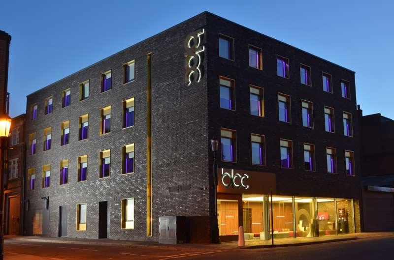 Bloc Hotel Caroline Street Birmingham B3 1UG