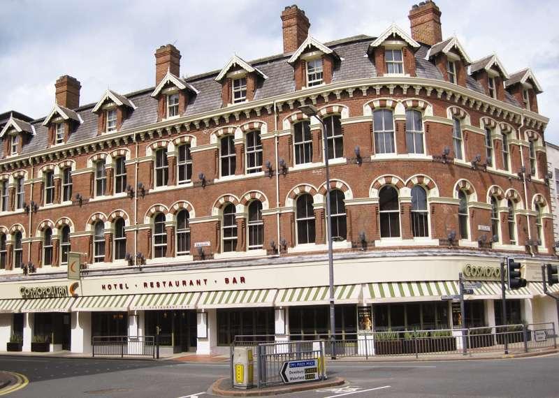 Cosmopolitan Hotel 2 Lower Briggate, Leeds LS1 4AE
