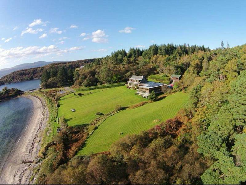 Hotels, Cottages, B&Bs & Glamping in the Scottish Highlands - Cool Places to Stay in the UK