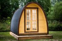 Wooden Pod
