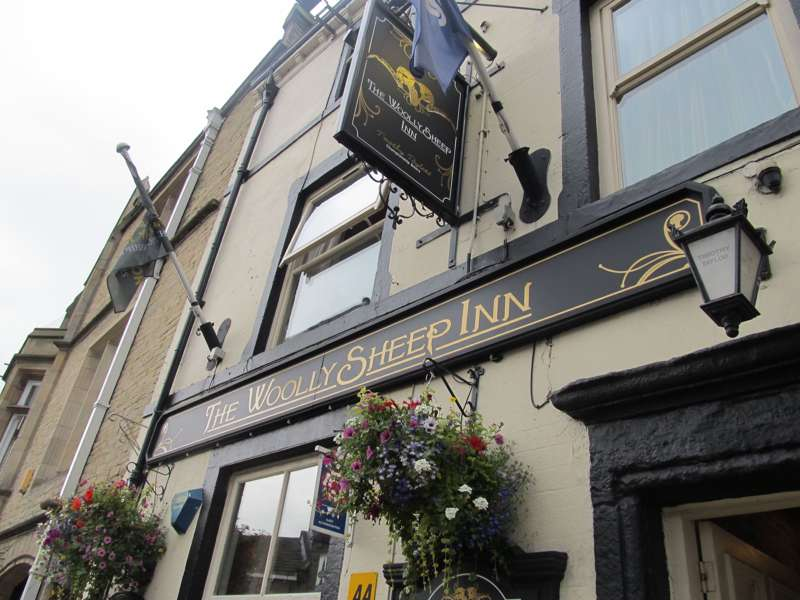Woolly Sheep Inn 38 Sheep Street Skipton North Yorkshire BD23 1HY