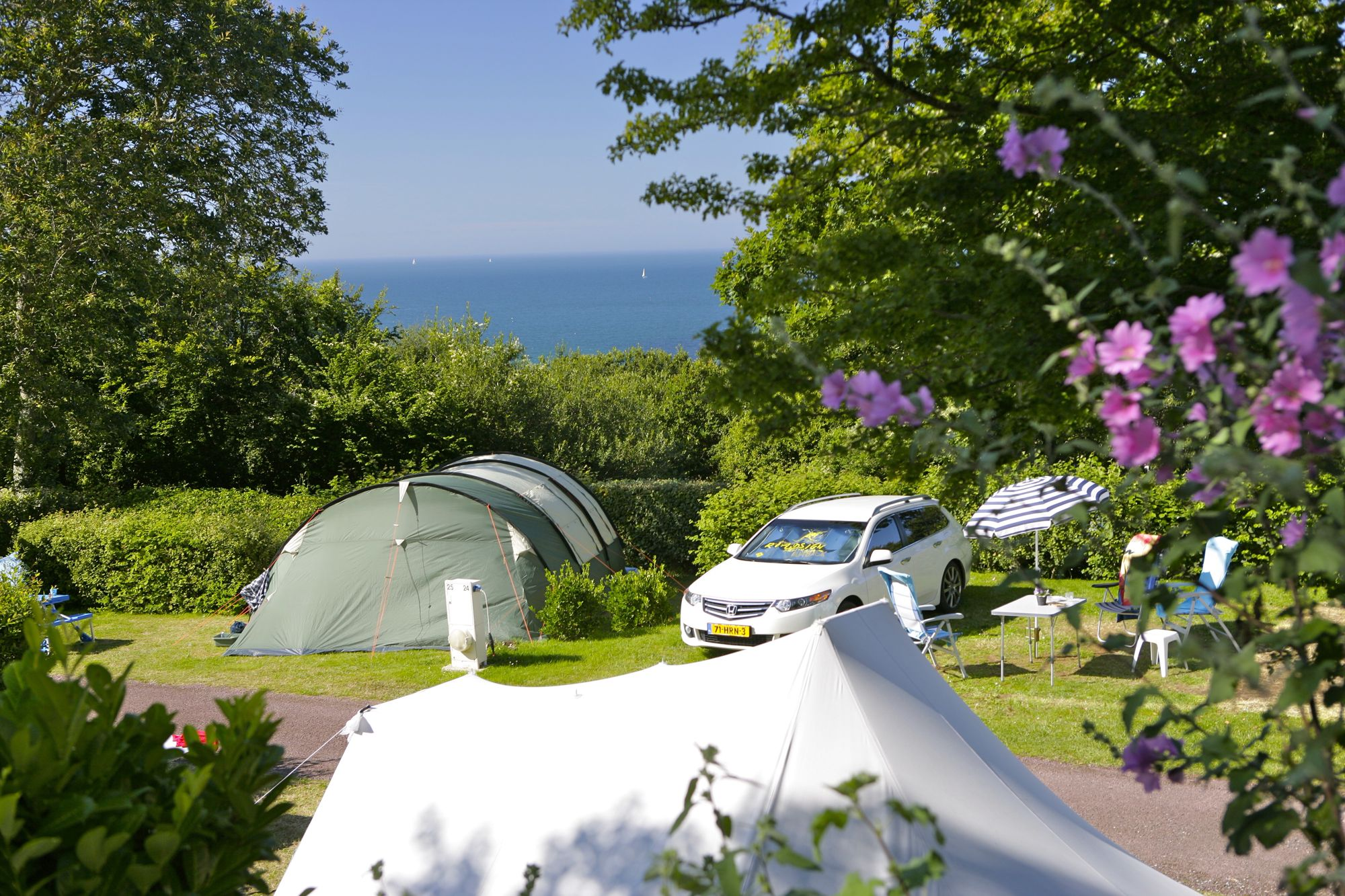 Campsites in Manche