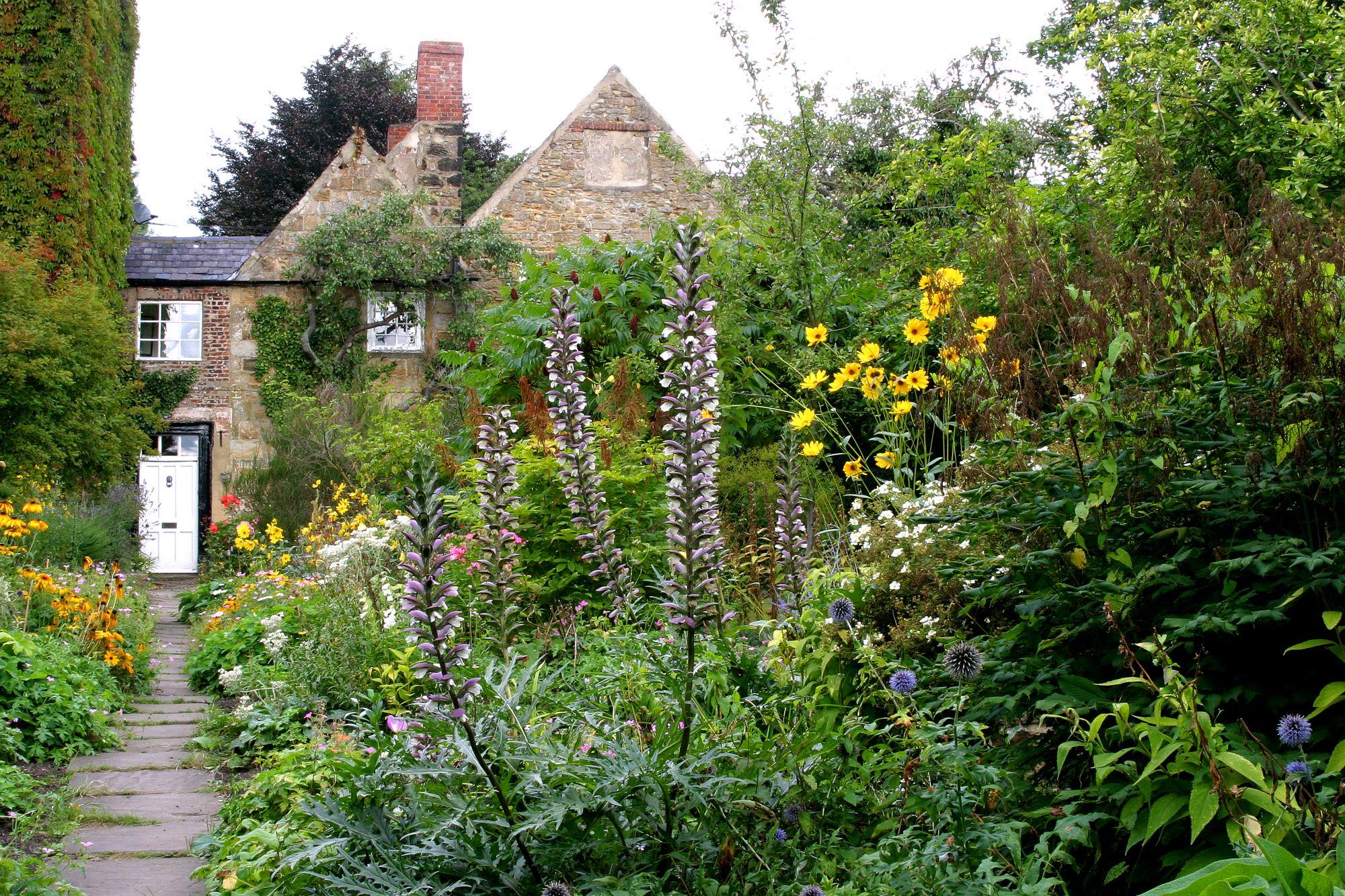 Crook Hall and Gardens