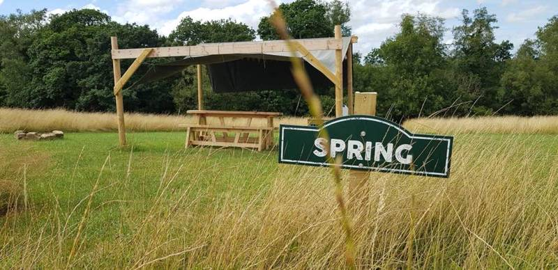 Spring - Grass Pitch