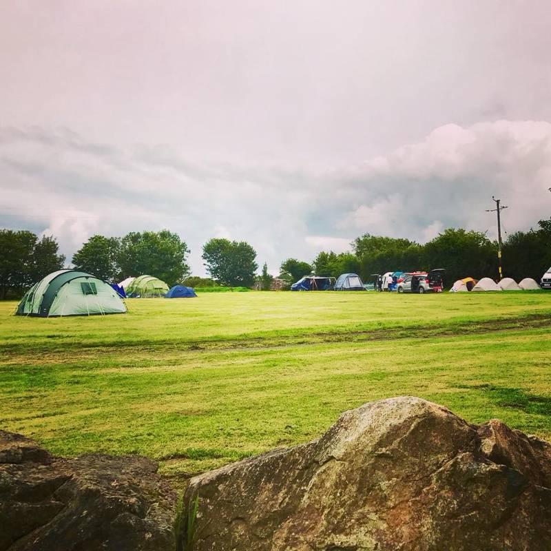 Tregroes Caravan, Camping & Glamping Park