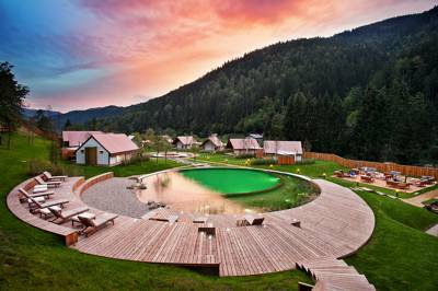 Charming Slovenia Herbal Glamping Resort Charming Slovenia Herbal Glamping Resort, Ter 42 3333 Ljubno ob Savinji, Slovenia