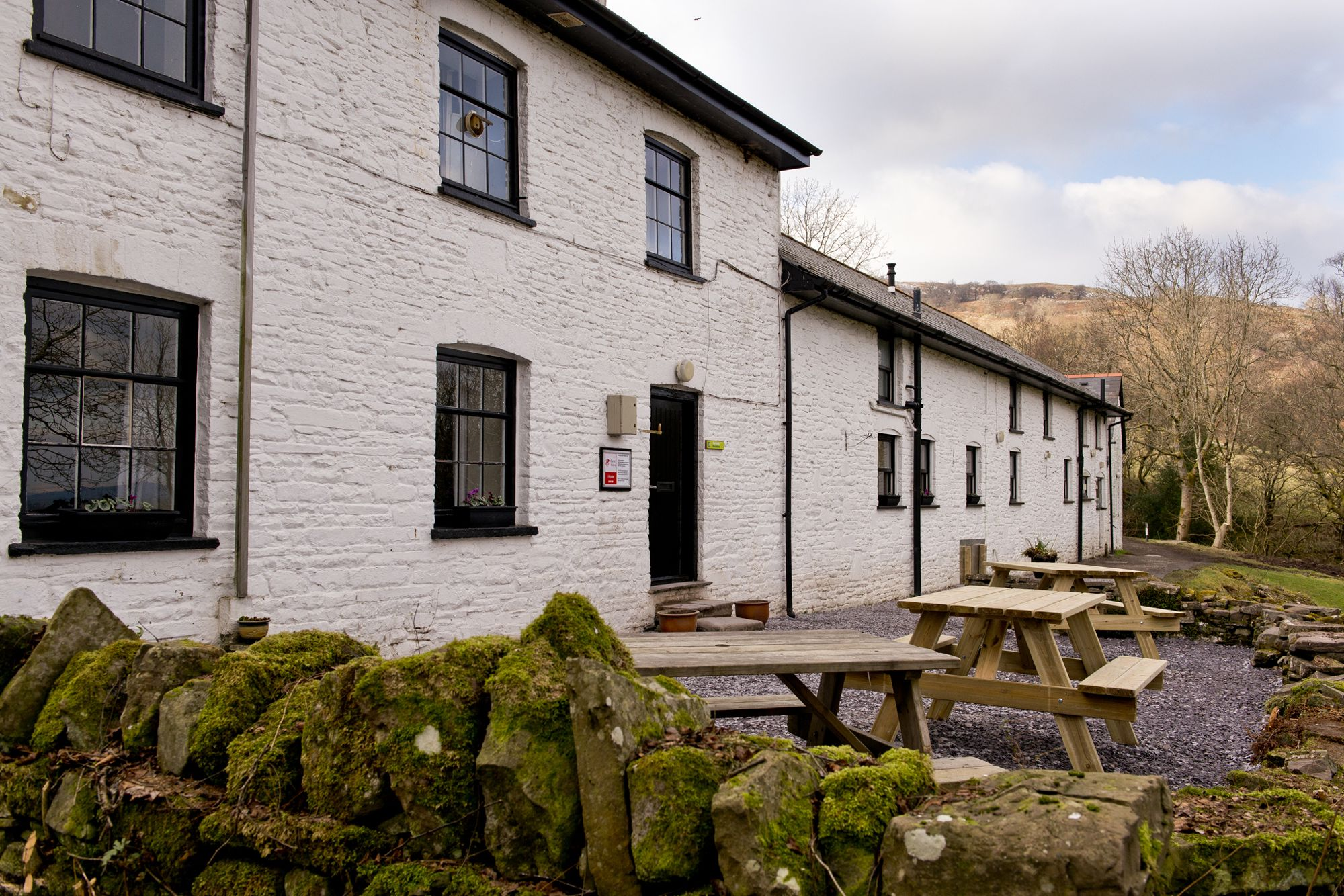 Hostels in Mid Wales holidays at Cool Places