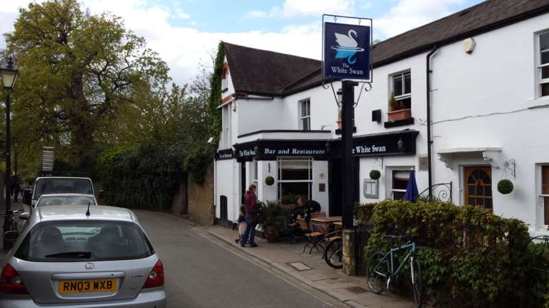 The White Swan - Richmond on Thames