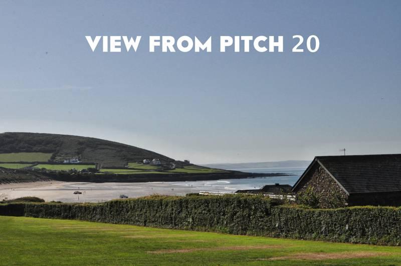 Pitch 20 - Grass Large (Size 16m x 6m)